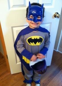 soggy batman